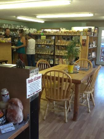 La Pine, Oregón: Bob red mill