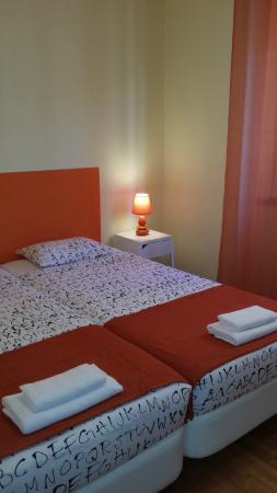 Loule Coreto Hostel: Twin Room