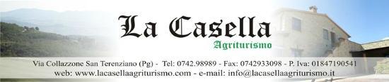 San Terenziano, Włochy: Agriturismo La Casella