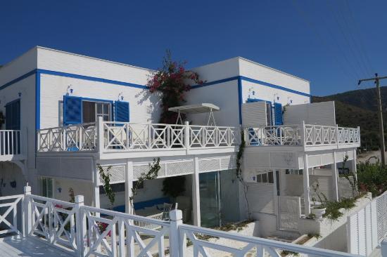 Otel Mavi Beyaz: Hotel rooms