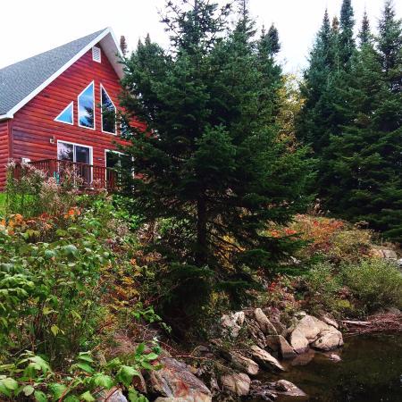 Pittsburg, Nueva Hampshire: Edgewater Cabin - WOW!