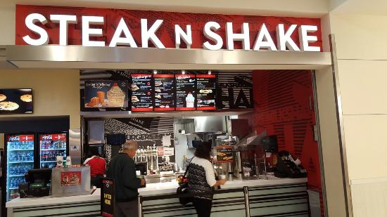 Steak 'n Shake, a classic American brand, was founded in in Normal, Illinois by Gus Belt who pioneered the concept of premium burgers and milkshakes. For over 80 years, the company's name has been symbolic of its heritage.6/10(44).