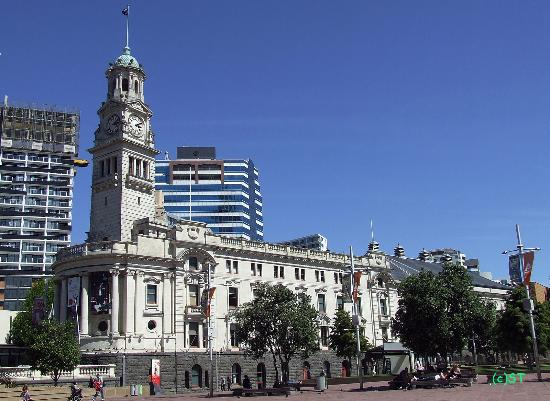 ‪Auckland Town Hall‬