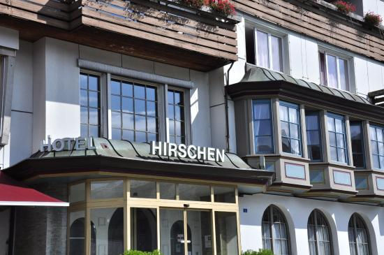 Hotel Hirschen: L'hotel.