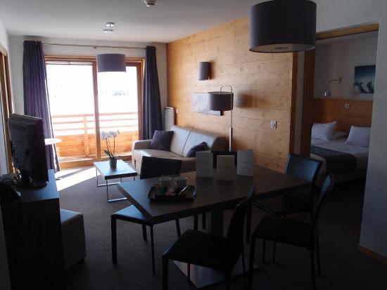 Hôtel Alpenrose : suite