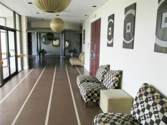 Days Inn Sherman: Meeting Room Loby