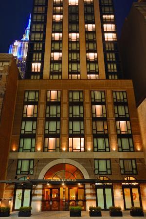 Executive Hotel Le Soleil New York Tripadvisor