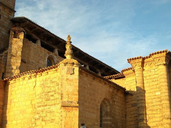 Fromista, Spain: Detalle