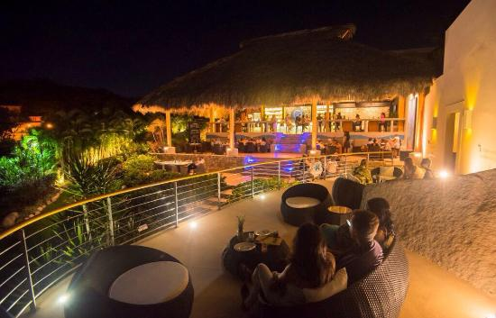 Ocean Restaurante at Cosmo Residences