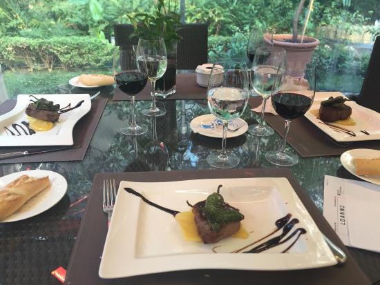 Restaurante don jamon en madrid con cocina otras cocinas espa olas - Restaurante el jardin de recoletos ...