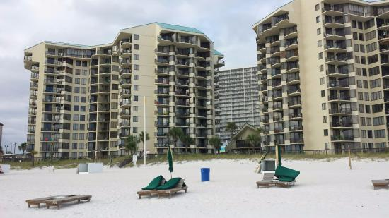 Sunbird Suites From The Beach