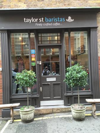 Taylor St Baristas Mayfair