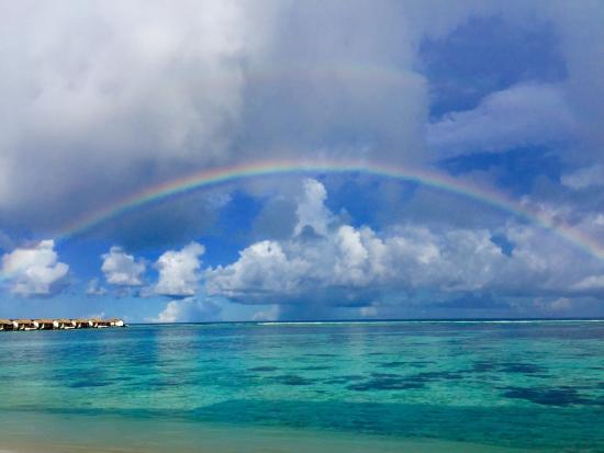Falhumaafushi: Regalo de bienvenida