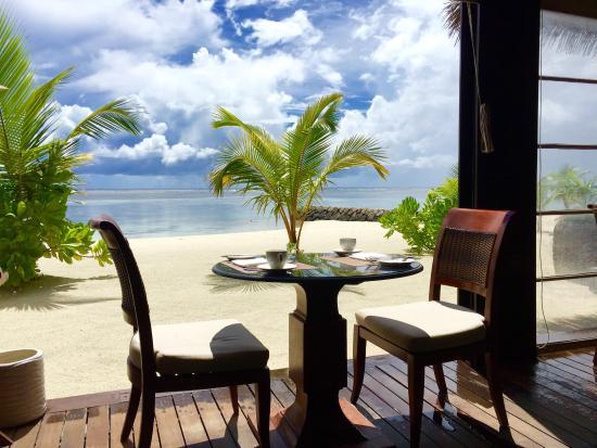 Falhumaafushi: Comedor