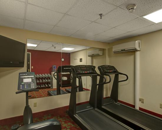 Quality Inn & Suites in Gettysburg: Exercise Room