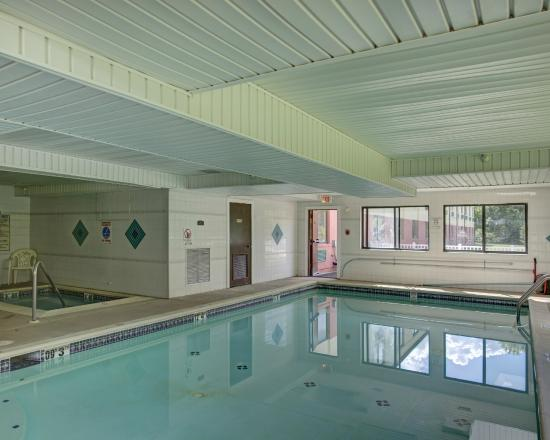 Quality Inn & Suites in Gettysburg: Pool/Jacquzzi