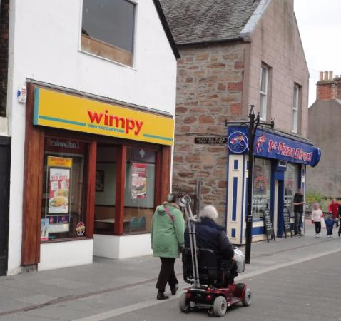 This is Wimpy Dingwall - the real deal!