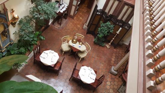 Casa San Rafael: Ресторан