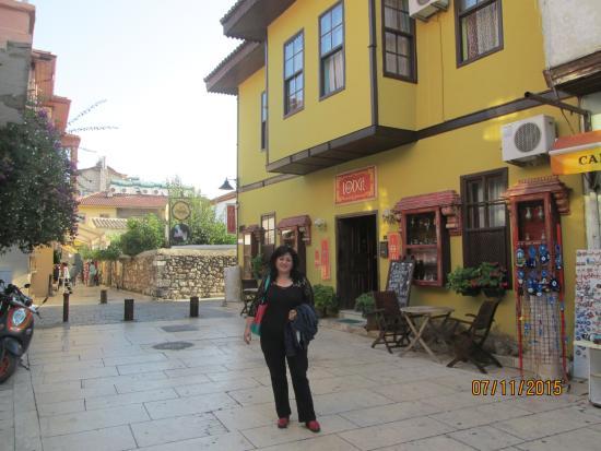 Kaleici Lodge Hotel: Antalya daki evimiz Kaleiçi Lodge Hotel