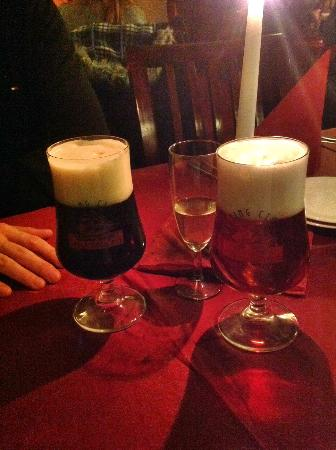 Monastery beer