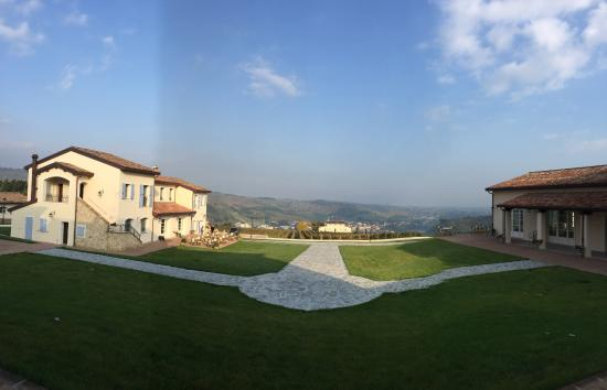 Fiumana Italy  City new picture : photo2 Picture of Borgo Conde Wine Resort, Fiumana TripAdvisor
