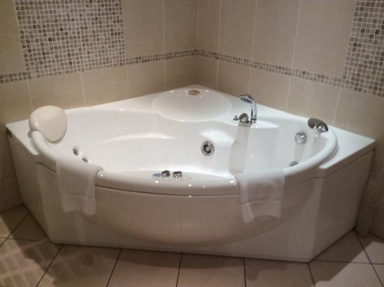 Canal Court Hotel & Spa: Bathroom
