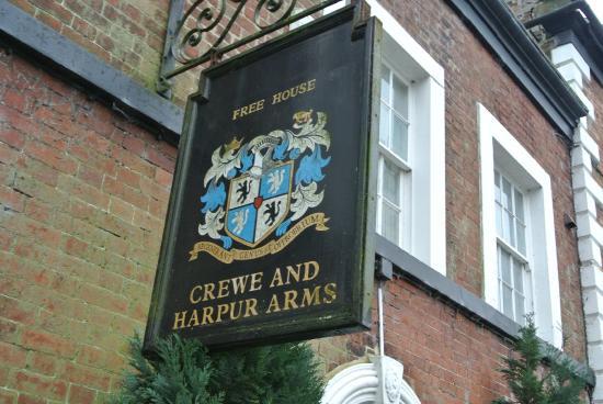 Crewe and Harpur Arms