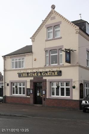 Star and garter wigston restaurant reviews phone for Cuisine of india wigston