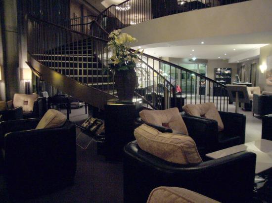 Bolton Hotel Wellington: Café/Bar
