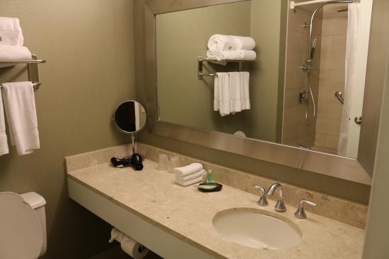 Bath Vanity Picture Of The Westin Convention Center Pittsburgh - Bathroom vanities pittsburgh