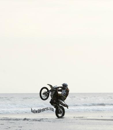 Selemadeg, Indonesia: Thrilling beach riding, dirt bike adventure Bali