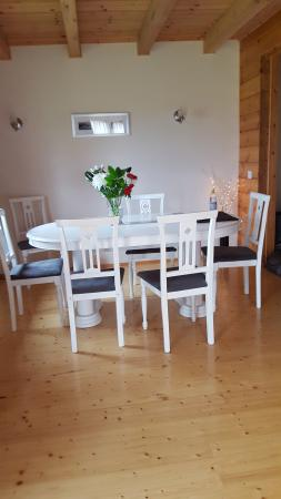 Aberuthven, UK: Dinng Table