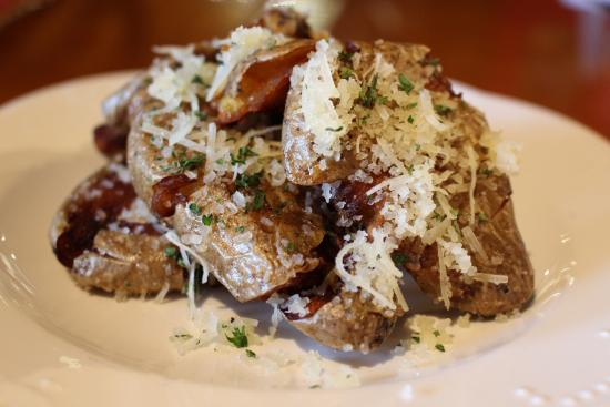 Alex Madonna's Gold Rush Steak House: Fingerling Potatoes