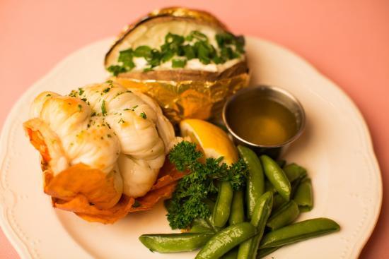 Alex Madonna's Gold Rush Steak House: Australian Lobster