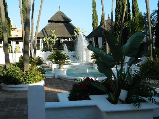 Hotel Suite Albayzin del Mar: jardines