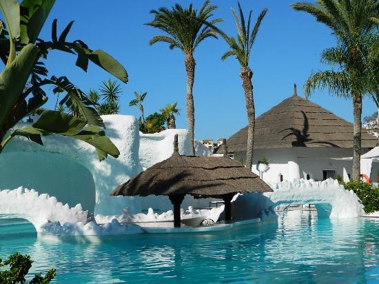 Hotel Suite Albayzin del Mar: piscina