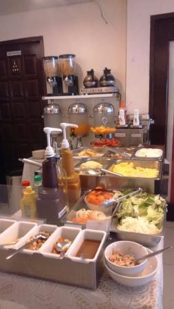 A-One Inn: Breakfast Choices