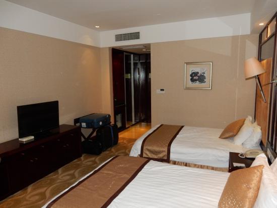 Xuehao Hotel: la chambre