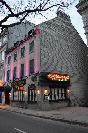 Le Continental Restaurant