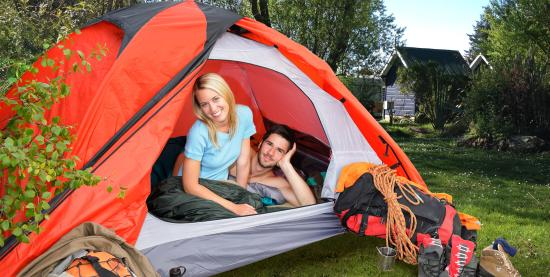 Kingston Holiday Park: Come & Camp