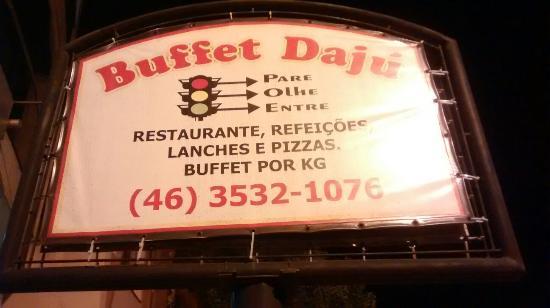 Buffet Daju