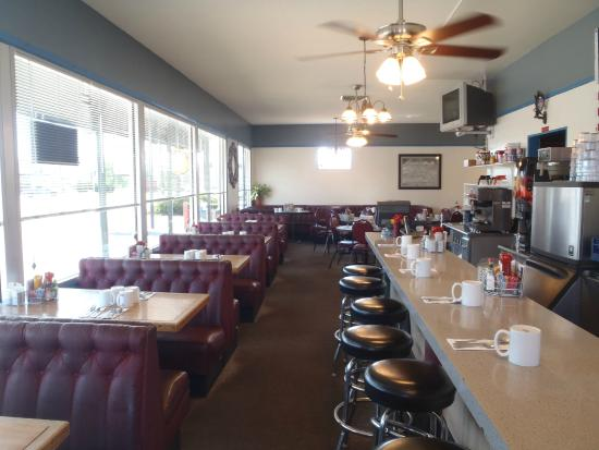 Grand Junction, CO: Comfortable Diner atmoshere at Randy's Southside Diner