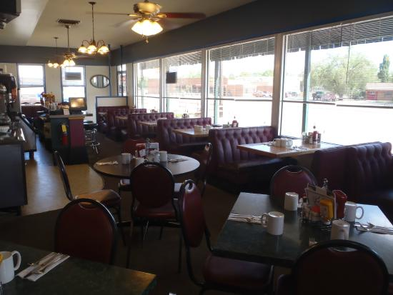 Grand Junction, CO: Interior Randy's Southside Dine,r Orchard Mesa
