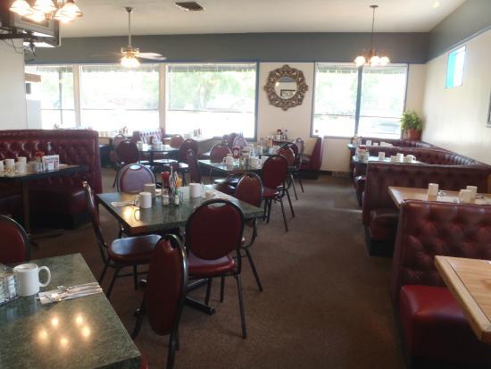 Grand Junction, CO: Interior Randy's Southside Diner