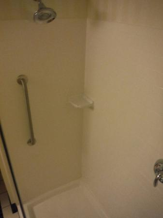 Good Shower Safety Rail - Picture of Fairfield Inn & Suites by ...