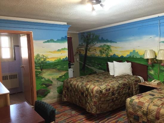 Bestway Motel: Ground Floor Room