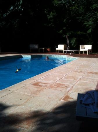Palo Rosa Lodge : Piscina com hidromassagem
