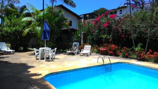 Olivenca, BA: Entorno da piscina