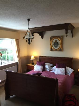 Marston Green, UK: Gorgeous comfy bed
