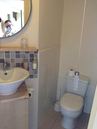 Marston Green, UK: bathroom